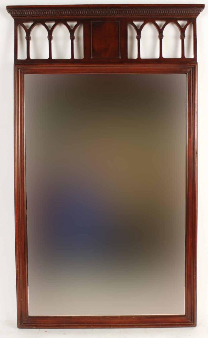 Mahogany Pier Mirror