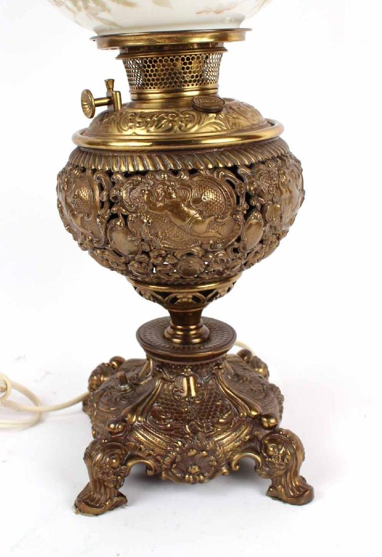 Victorian Fluid Lamp - 4