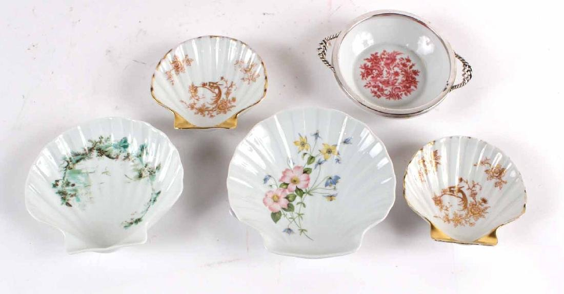 French, Continental & Chinese Porcelain Articles - 3