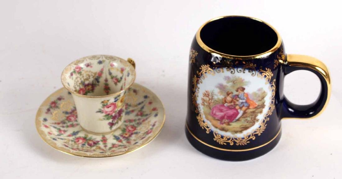 French, Continental & Chinese Porcelain Articles - 6