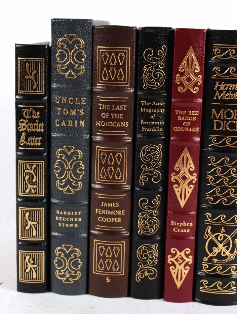 Seven Easton Press Leather Bound Books - 3