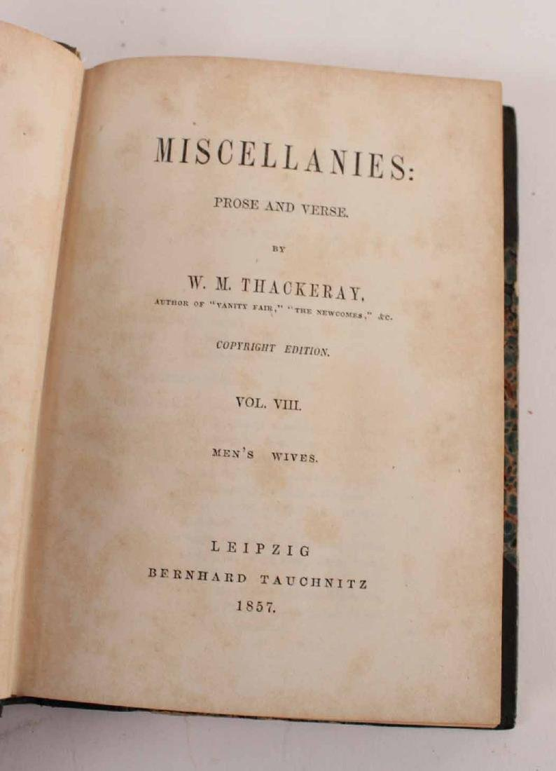Miscellaneous Group of Books - 5
