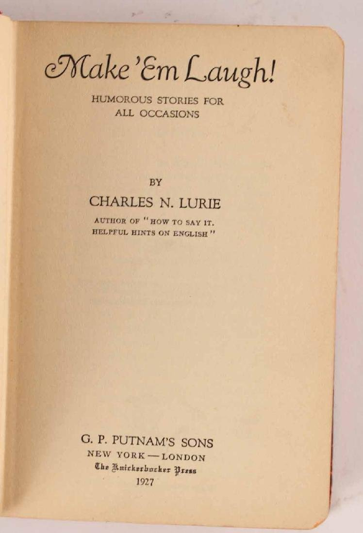 Miscellaneous Group of Books - 6