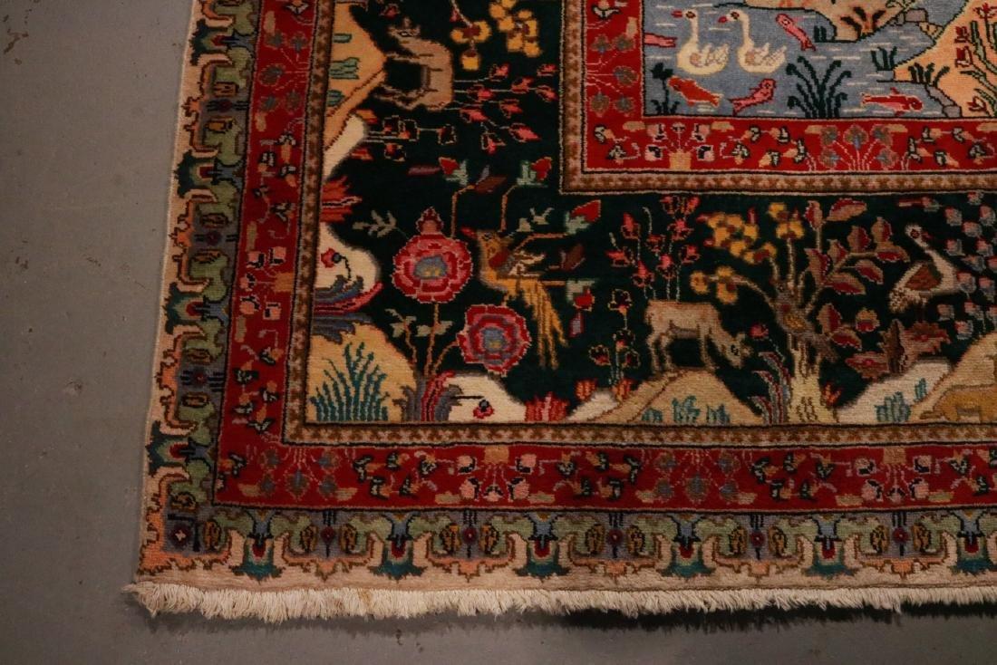 Persian Pictorial Carpet - 2