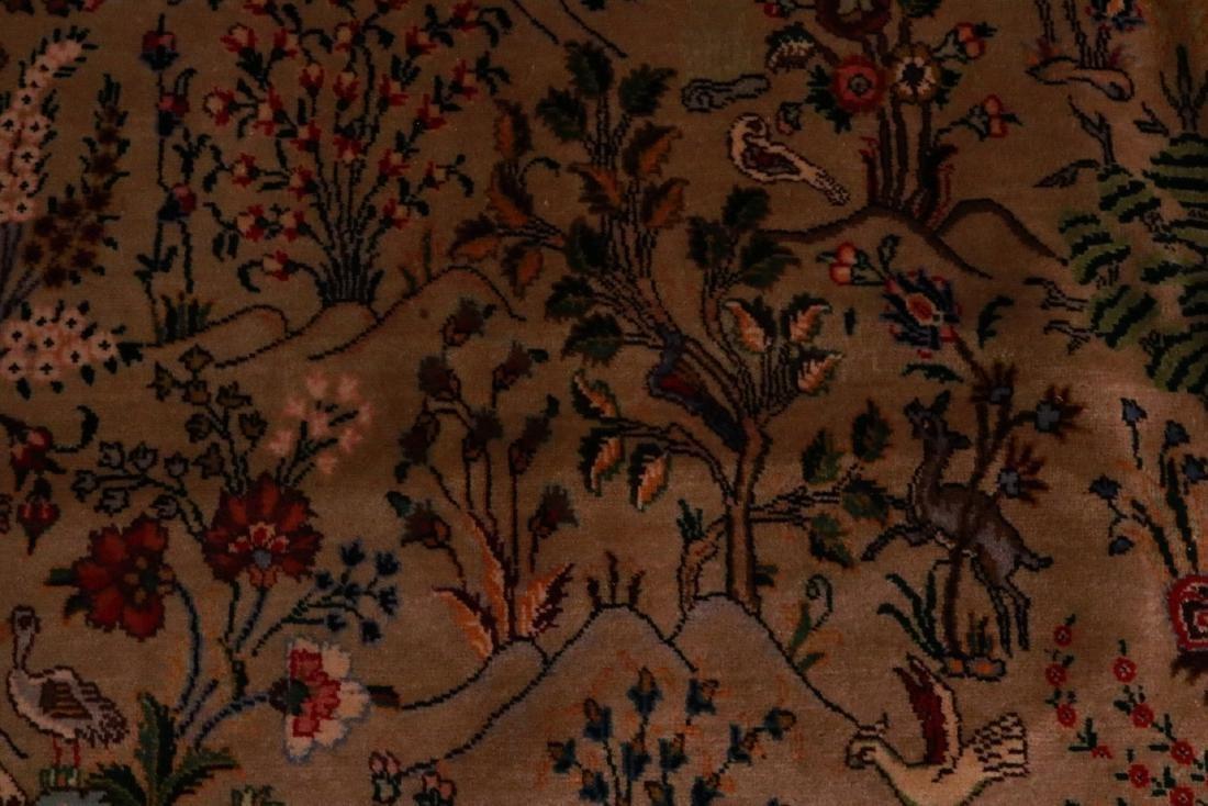 Persian Pictorial Carpet - 5