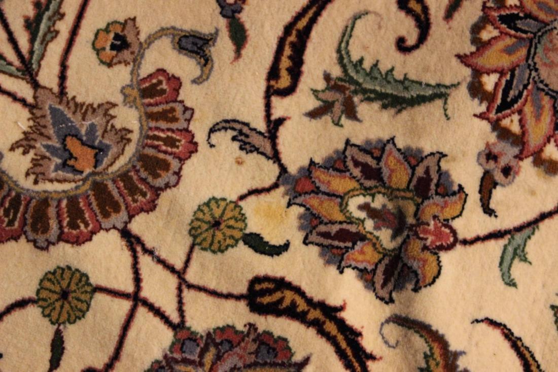 Sarouk Style Carpet - 6
