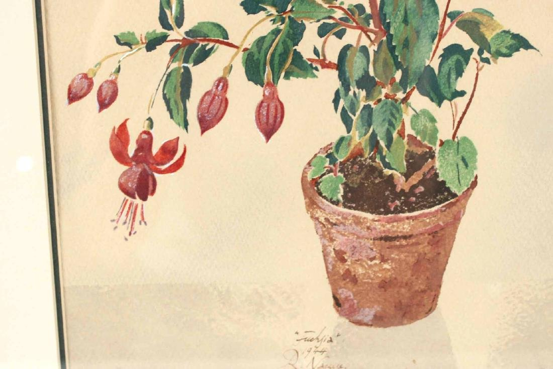Watercolor, Nagele Reinhold, Frusia - 5
