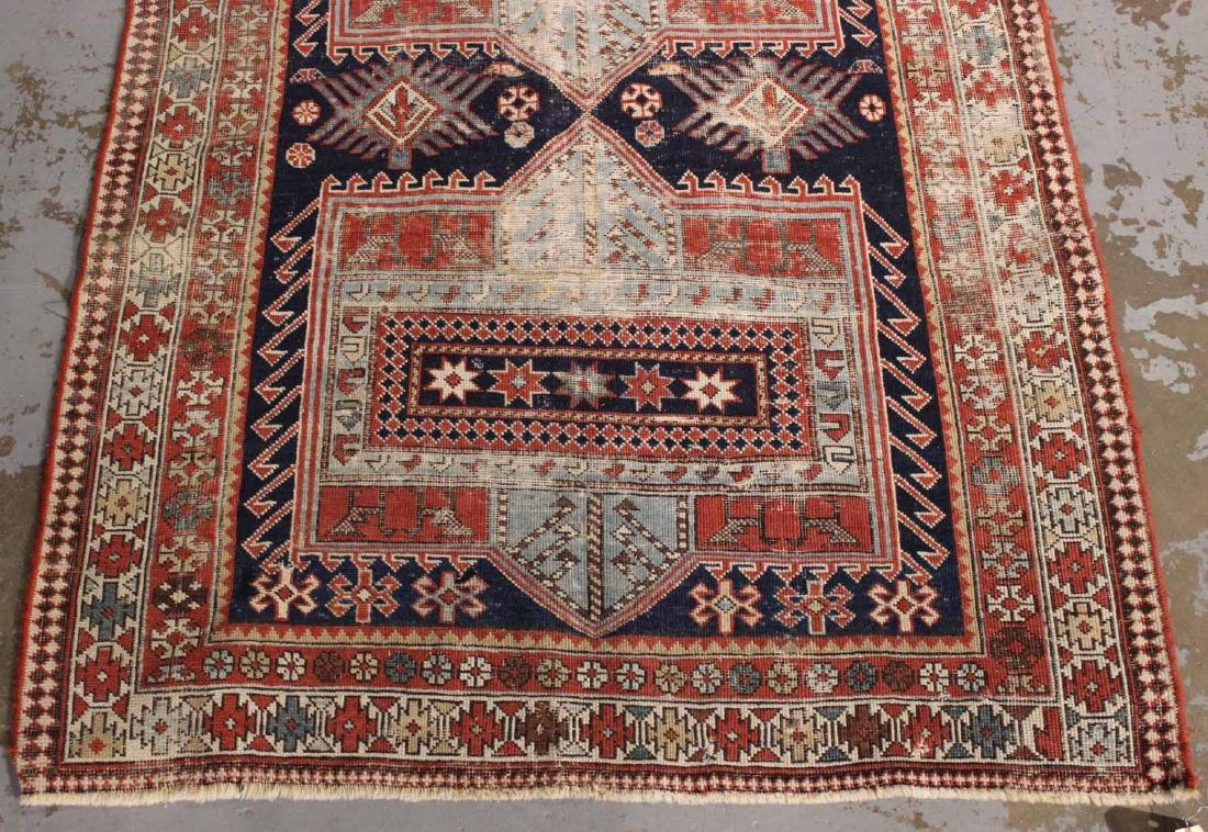 Two Caucasian Rugs - 3