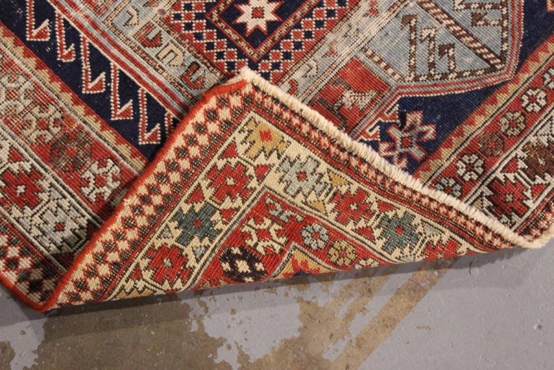 Two Caucasian Rugs - 7