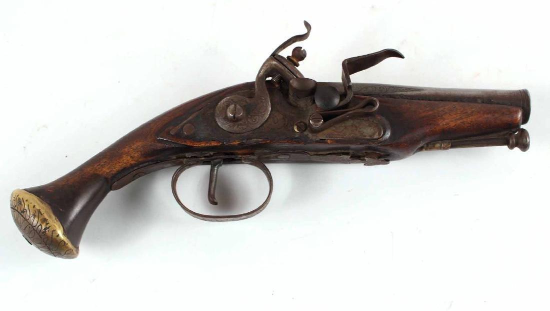 Continental Flint Lock Pistol