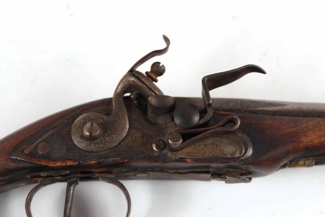 Continental Flint Lock Pistol - 2