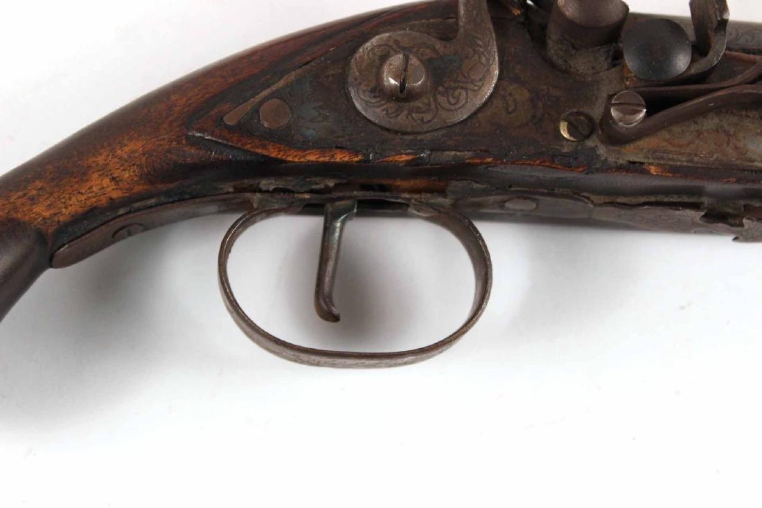 Continental Flint Lock Pistol - 3