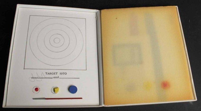 Technics and Creativity II by Jasper Johns