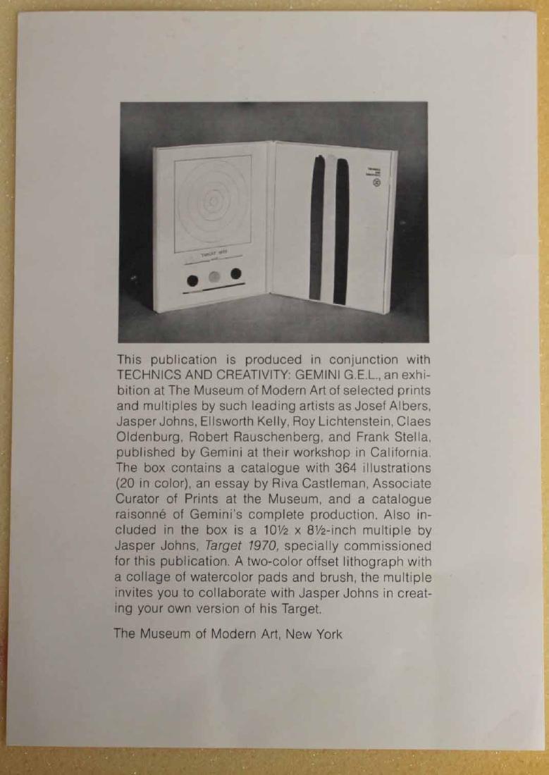 Technics and Creativity II by Jasper Johns - 2