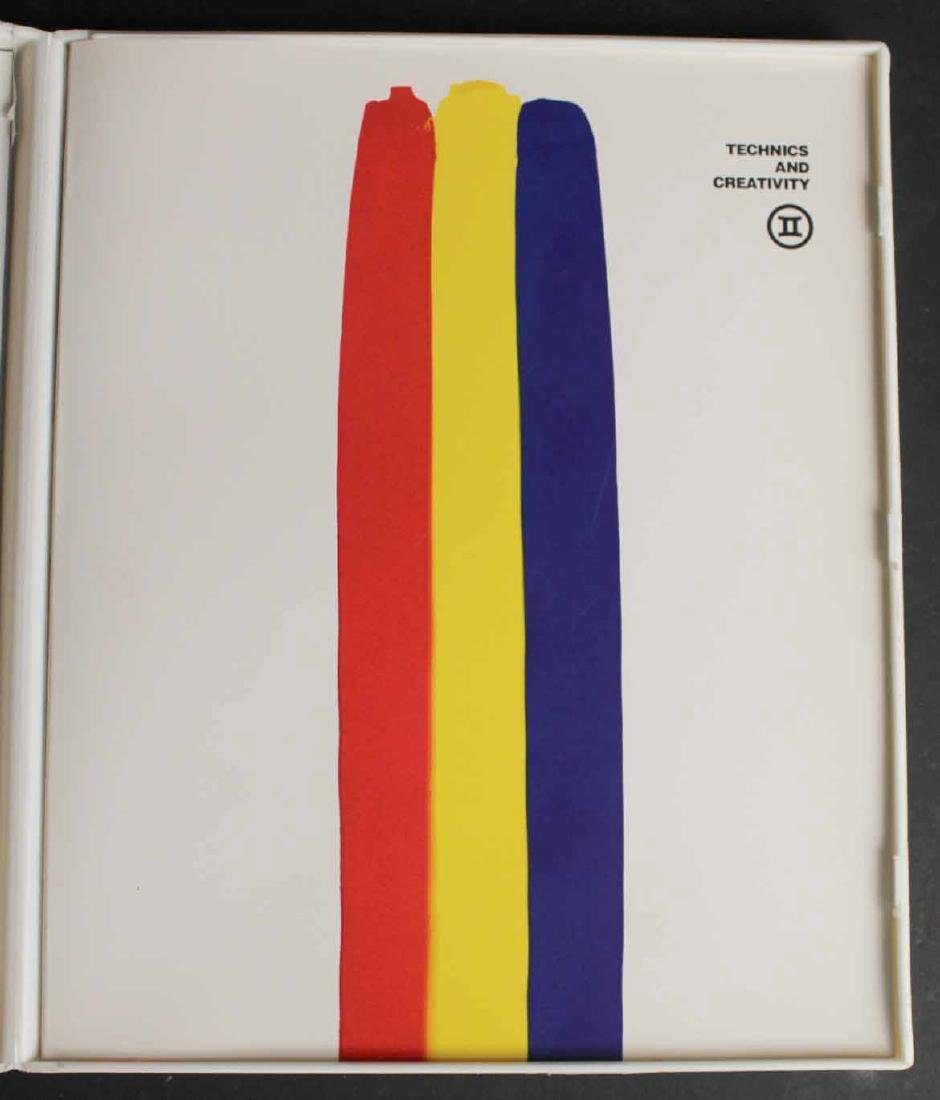Technics and Creativity II by Jasper Johns - 3