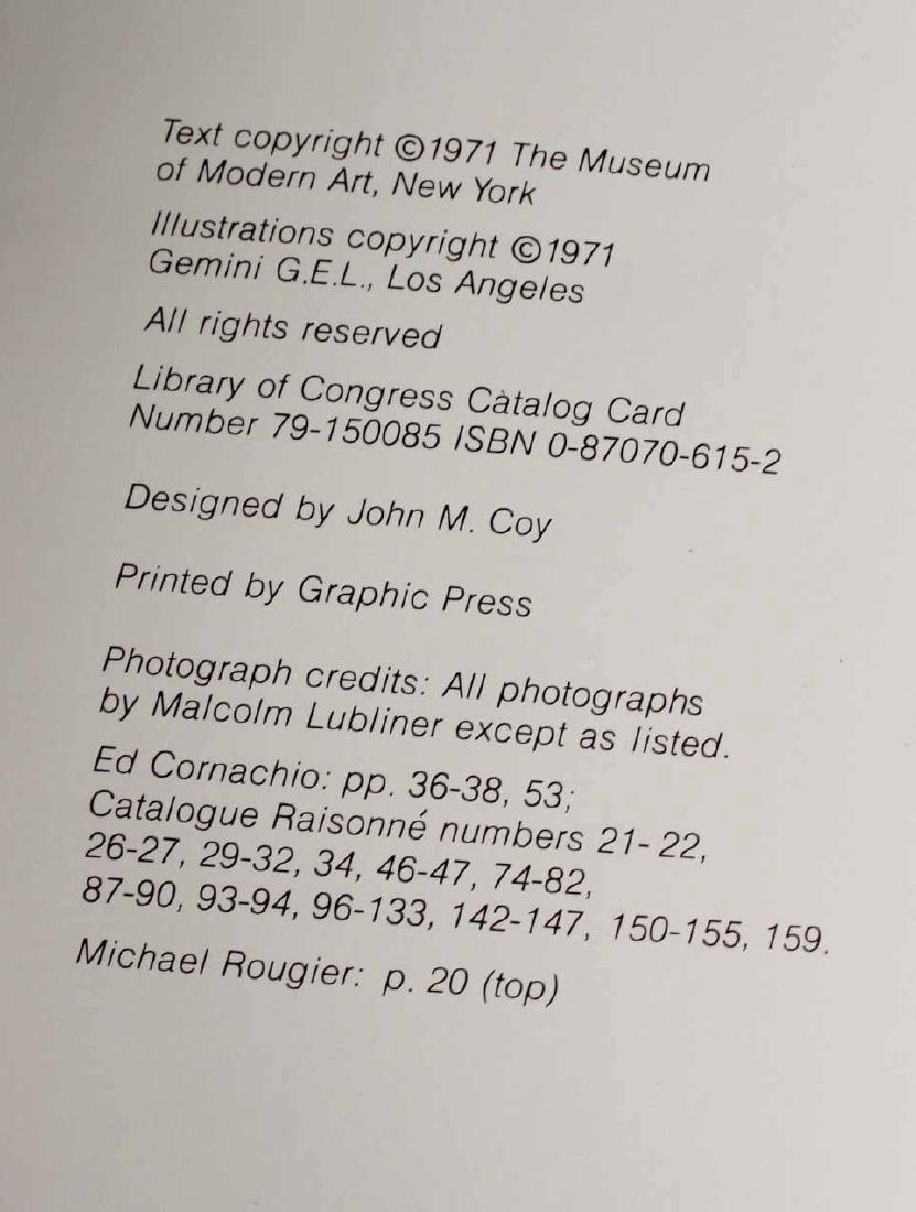 Technics and Creativity II by Jasper Johns - 4