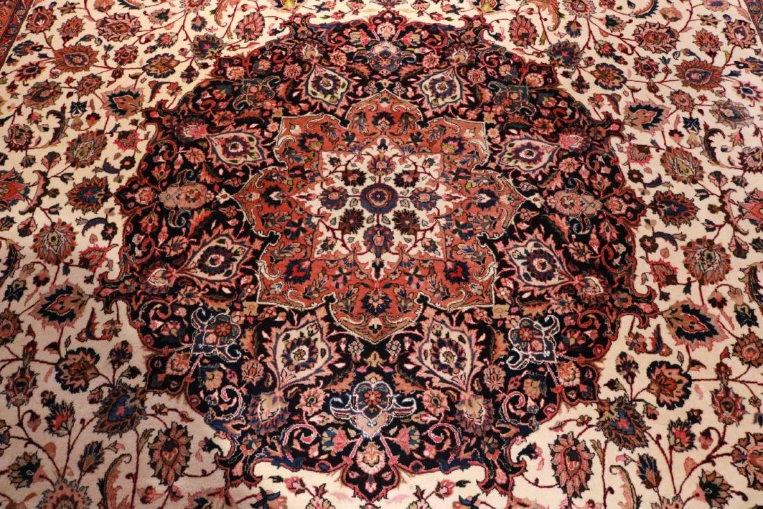 Tabriz Style Carpet - 6