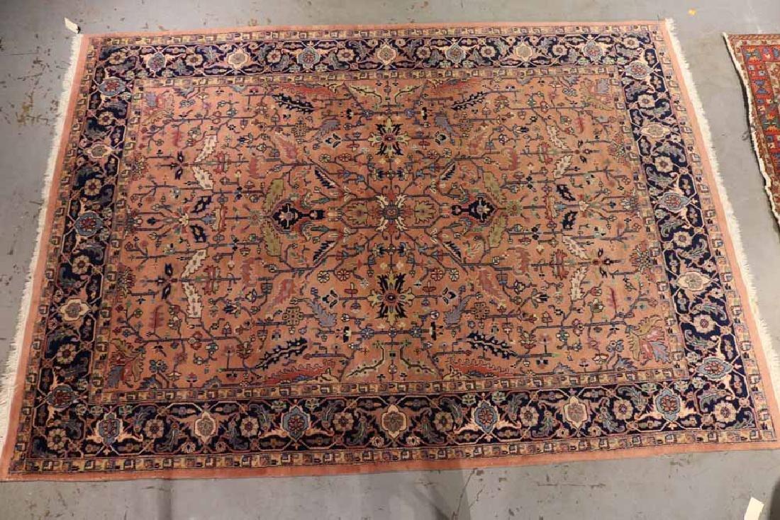Oushak Style Carpet