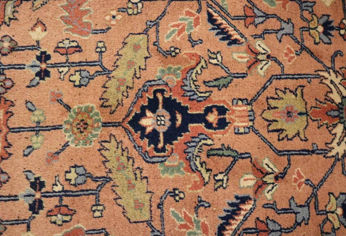 Oushak Style Carpet - 4