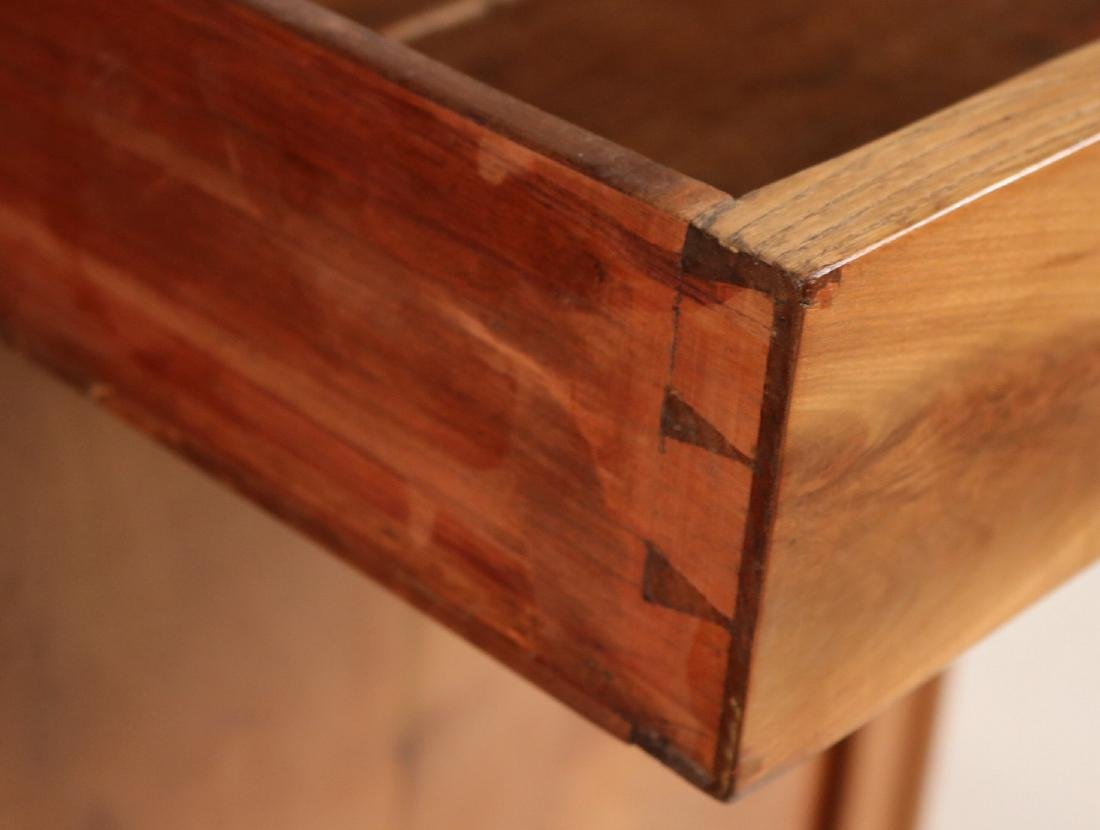 Beidermeier Inlaid Walnut Low Cabinet - 6