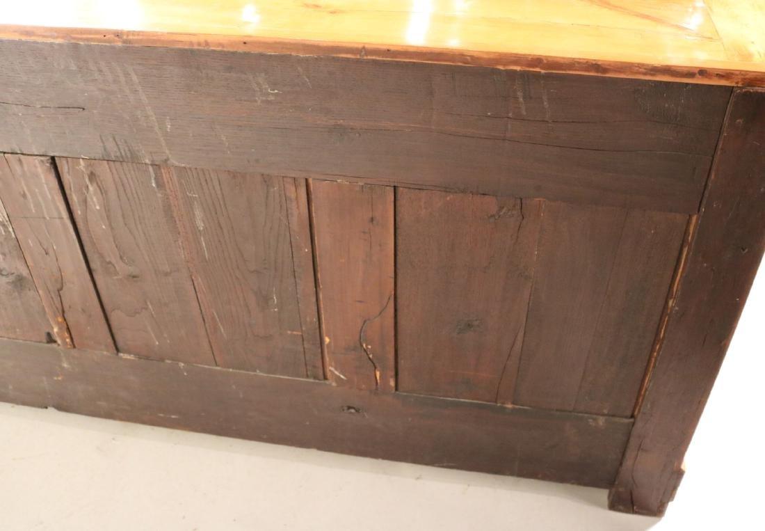 Beidermeier Inlaid Walnut Low Cabinet - 7