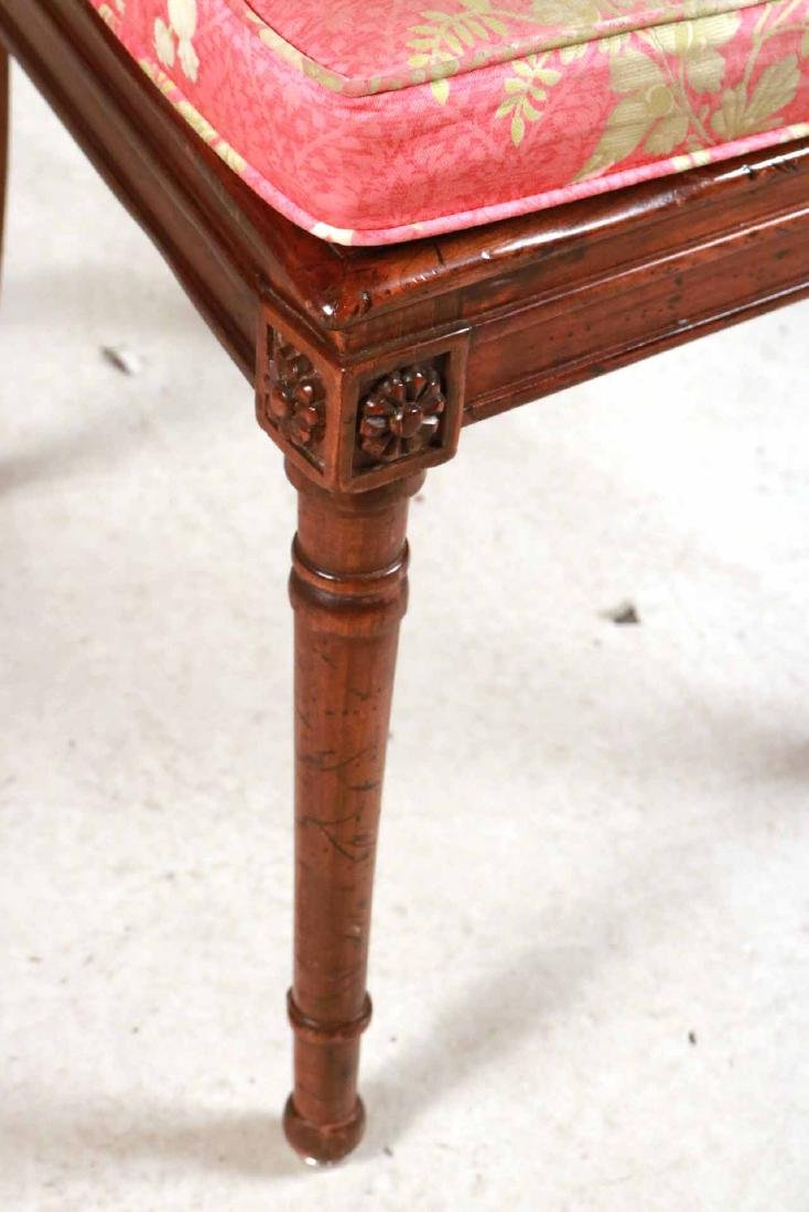 Louis XV Style Gold-Painted Side Chair - 10