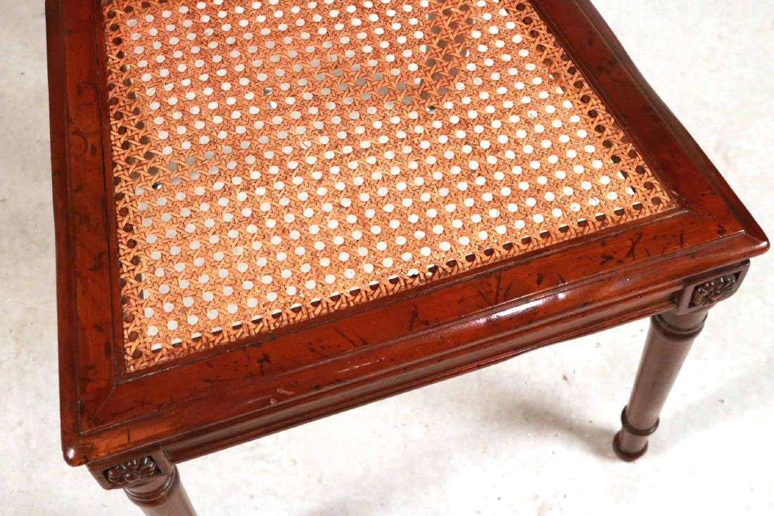 Louis XV Style Gold-Painted Side Chair - 9