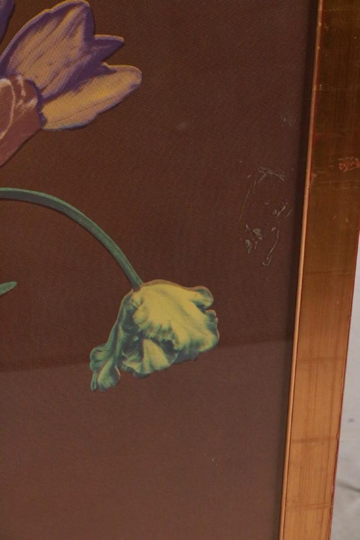 Silkscreen Print, Tulip Still Life - 4