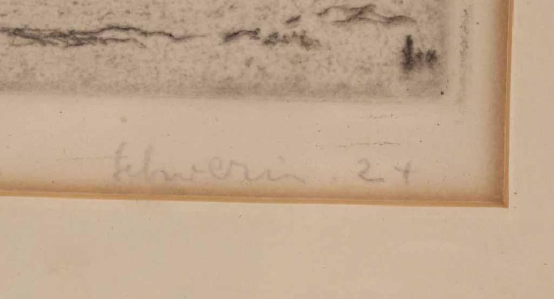 Four Engravings, Ludwig Schwerin - 3