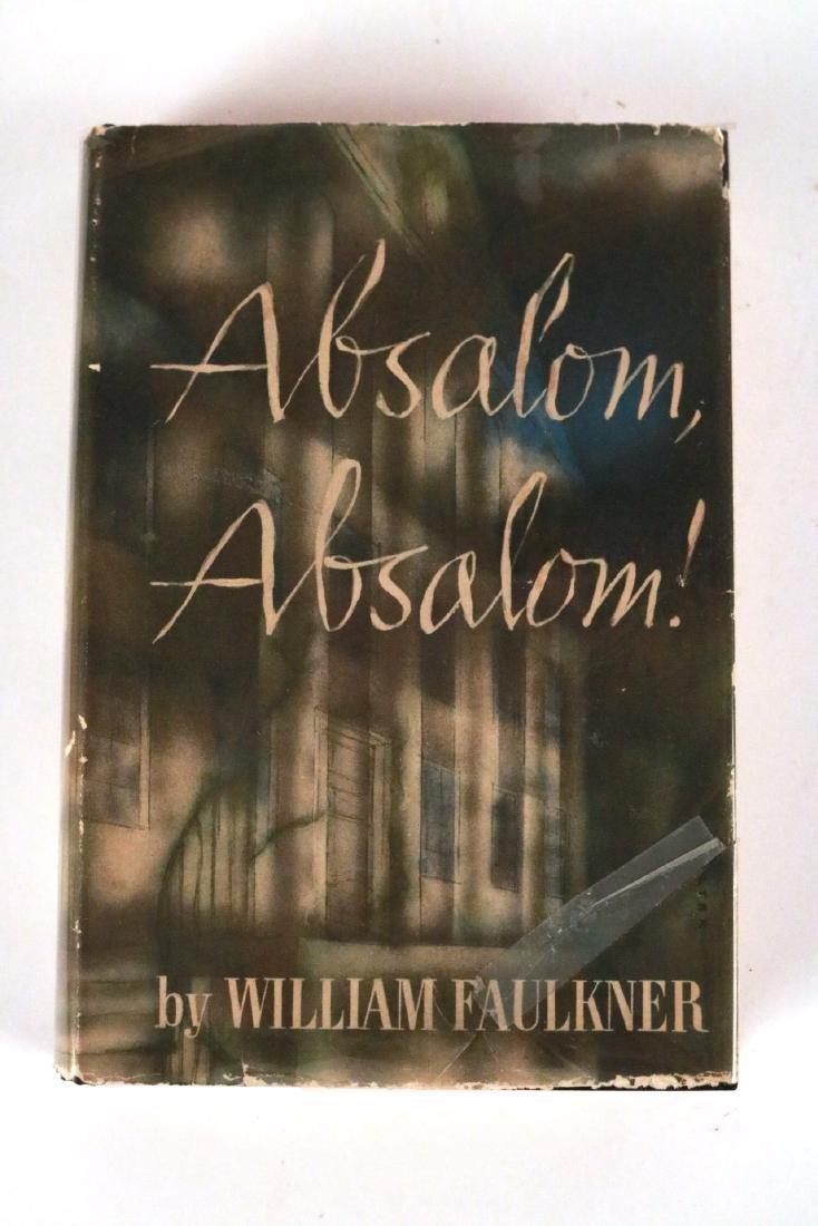 """Absalom, Absalom!"" by William Faulkner"