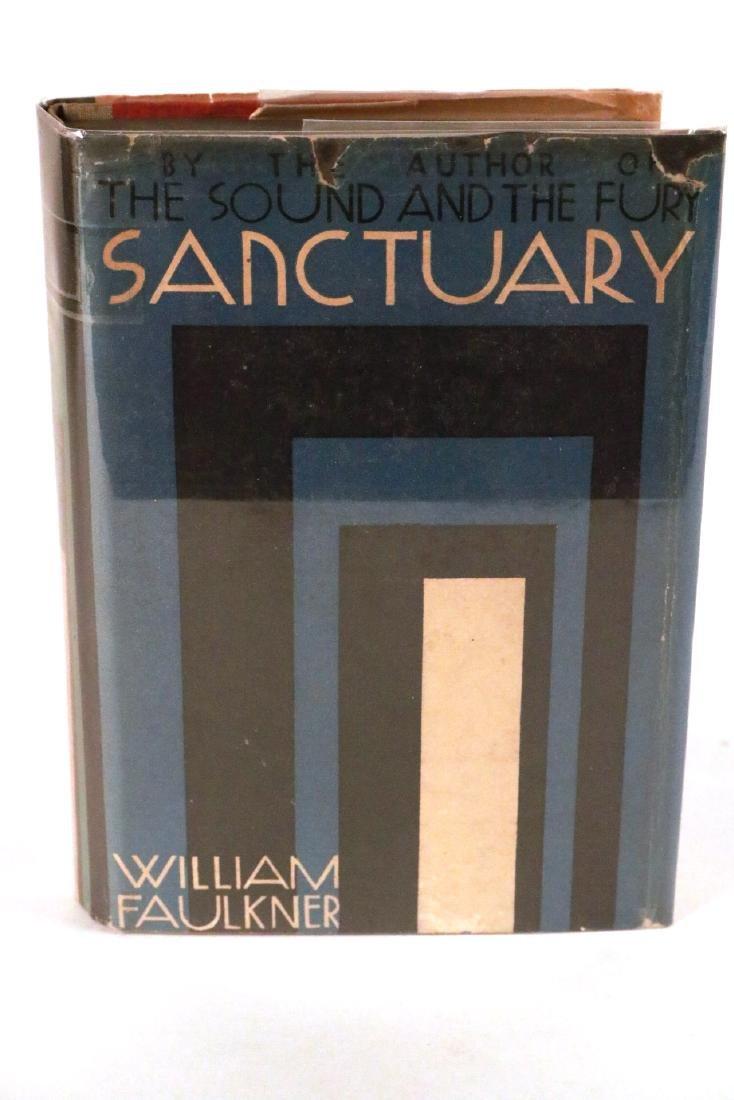 """""""Sanctuary"""" by William Faulkner"""