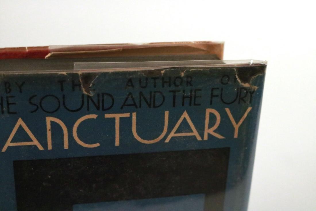 """""""Sanctuary"""" by William Faulkner - 4"""
