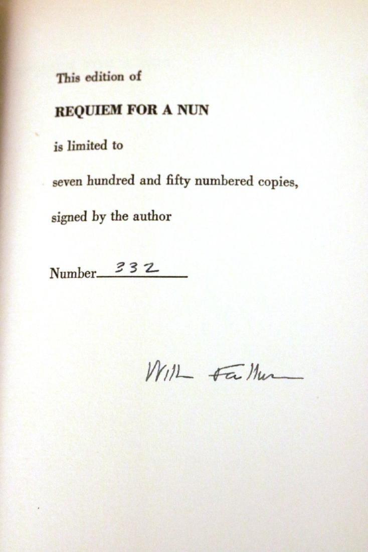 """Requiem For a Nun"" by William Faulkner. - 3"
