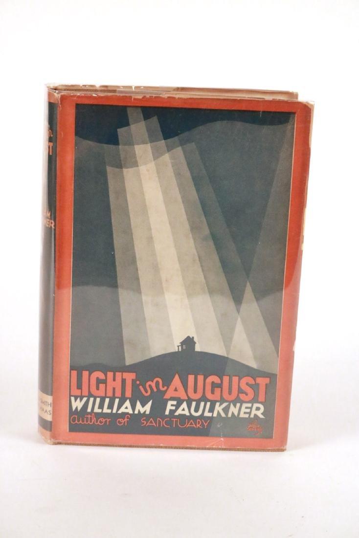 """Light in August"" by William Faulkner"
