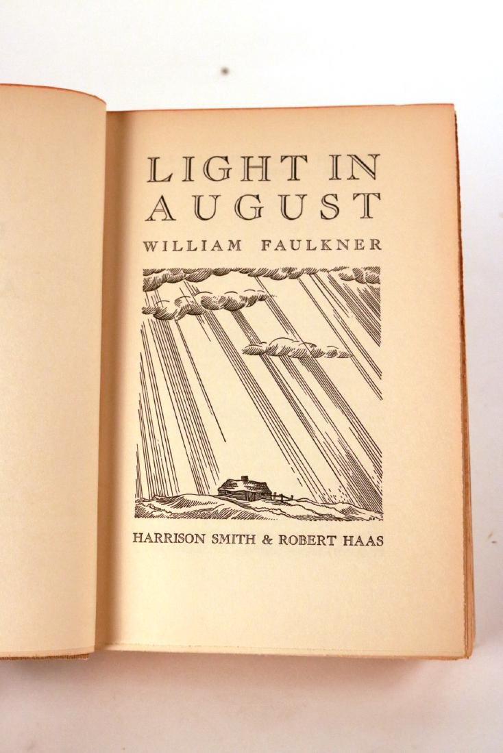 """Light in August"" by William Faulkner - 4"