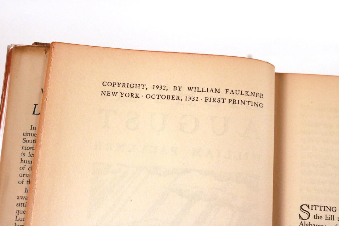 """Light in August"" by William Faulkner - 5"