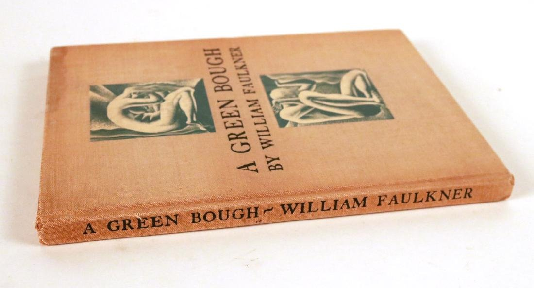 """A Green Bough"" by William Faulkner. - 4"
