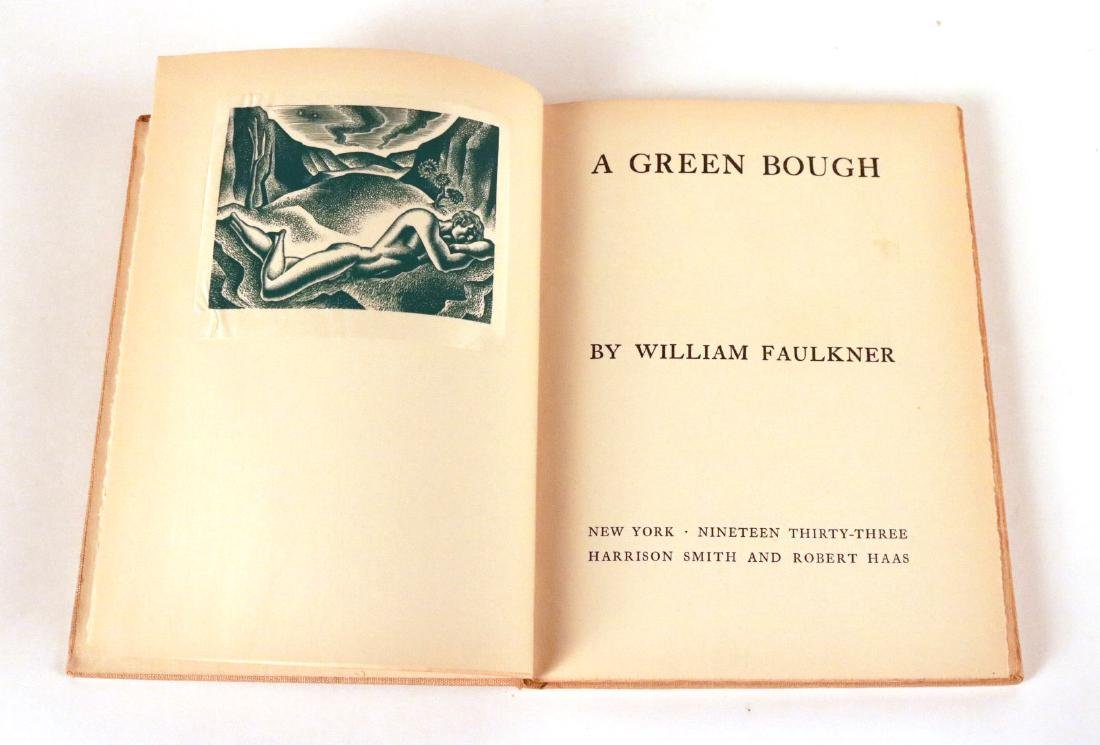 """A Green Bough"" by William Faulkner. - 5"