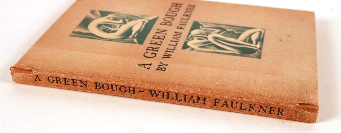 """A Green Bough"" by William Faulkner. - 3"