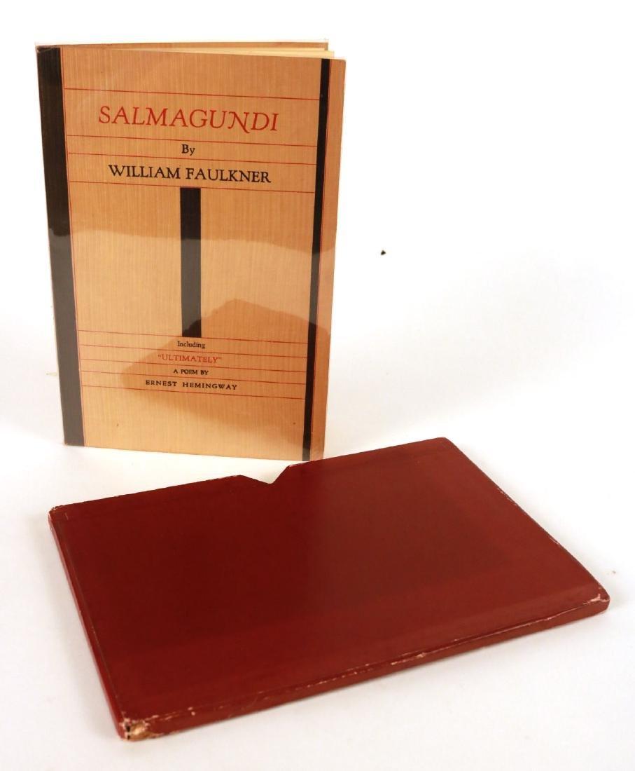 """Salmagundi"" by William Faulkner"
