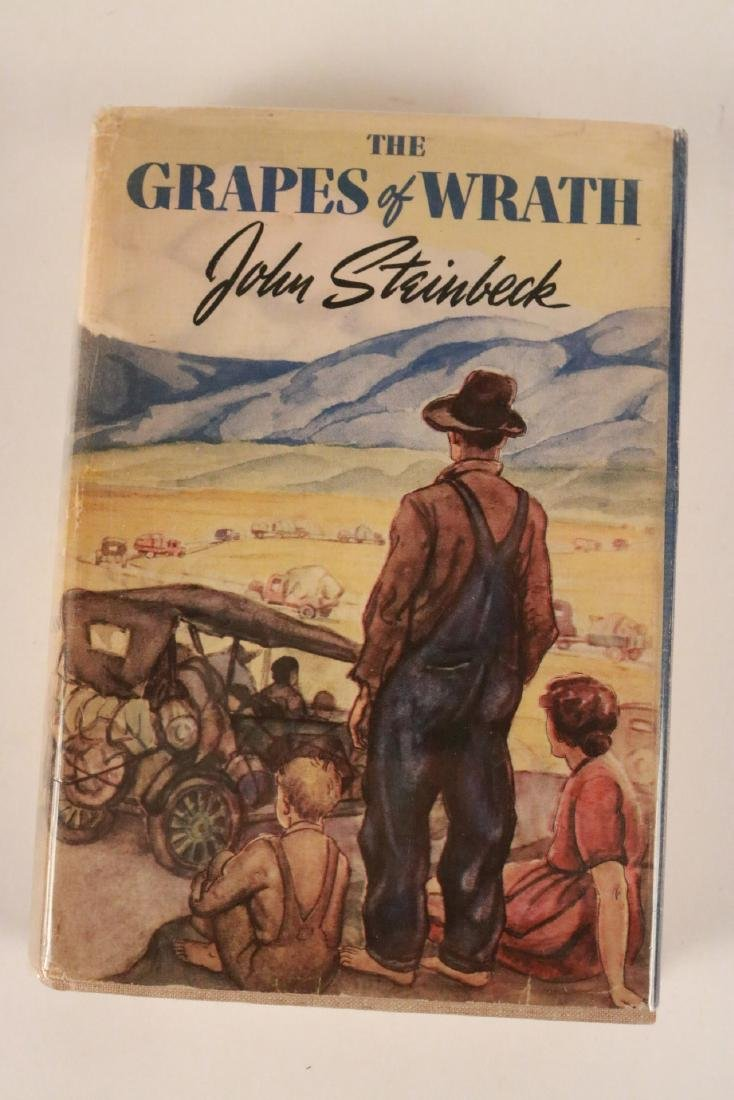 """The Grapes of Wrath"" by John Steinbeck"