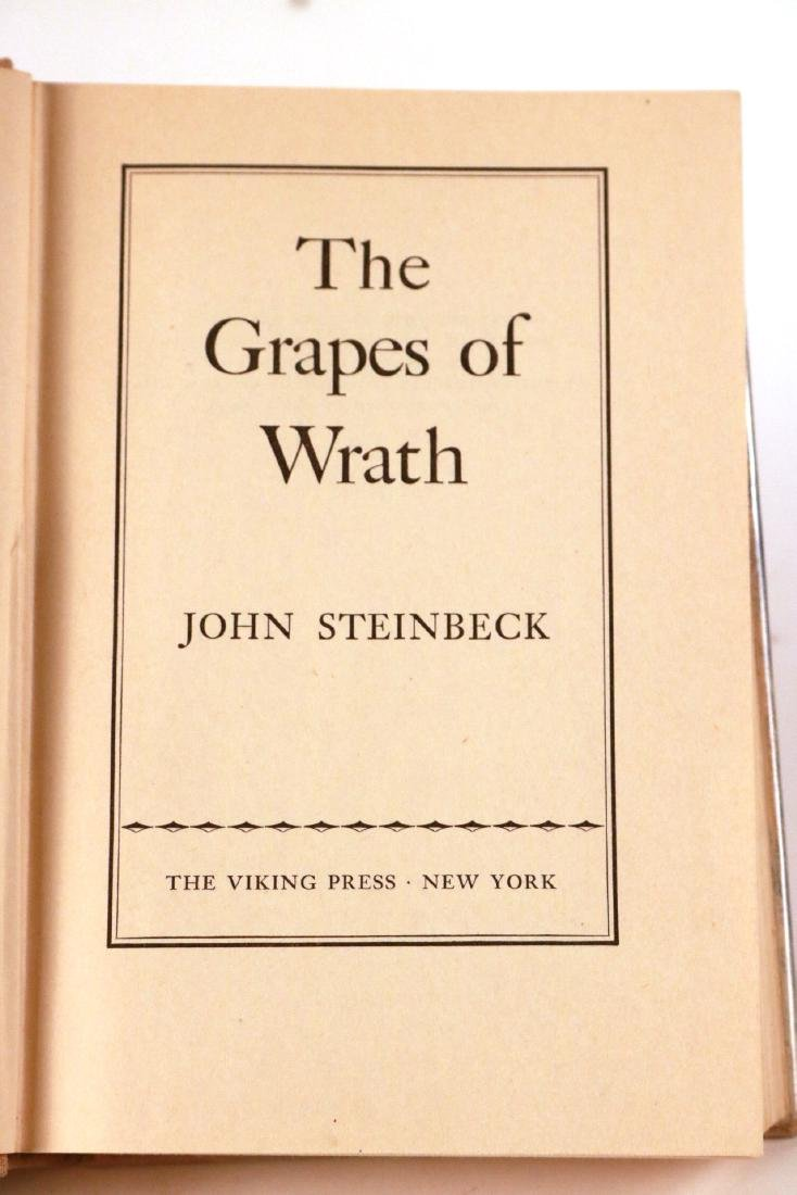 """The Grapes of Wrath"" by John Steinbeck - 6"