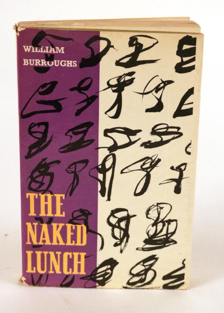 """""""The Naked Lunch"""" by William Burroughs"""
