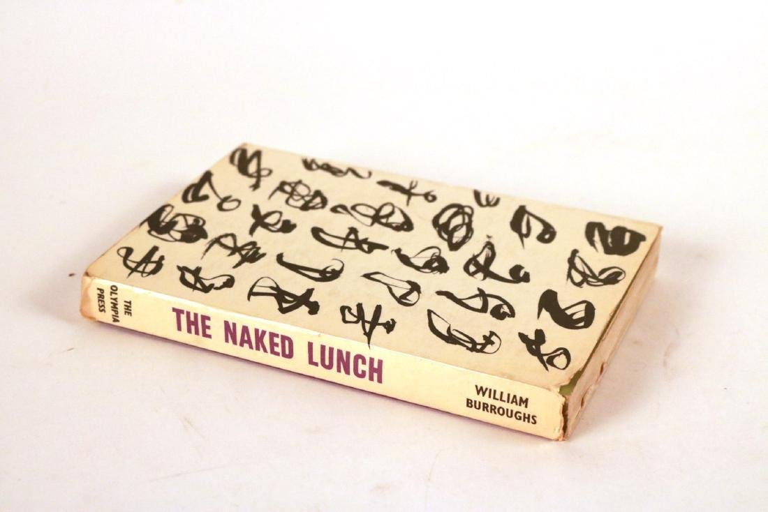 """The Naked Lunch"" by William Burroughs - 2"