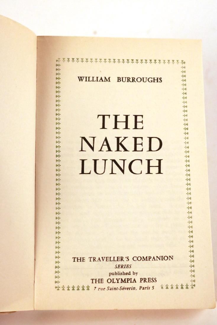 """The Naked Lunch"" by William Burroughs - 4"