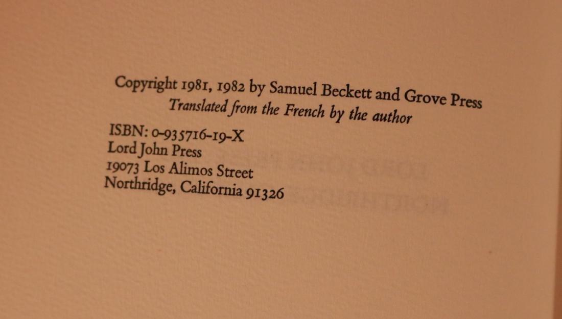 """Ill Seen Ill Said"" by Samuel Beckett - 6"
