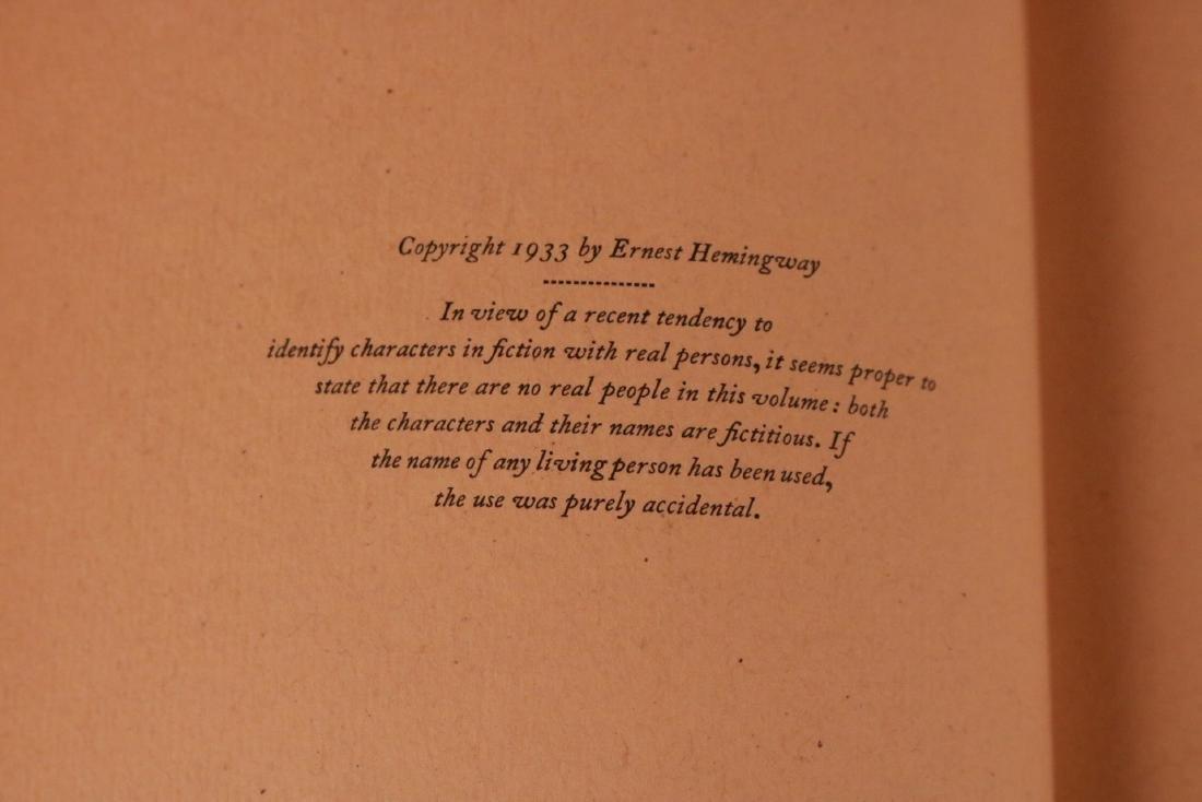 """God Rest You Merry Gentlemen"" Ernest Hemingway - 6"