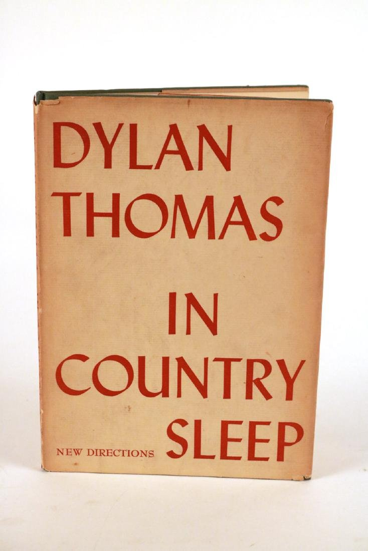 """In Country Sleep"" by Dylan Thomas"