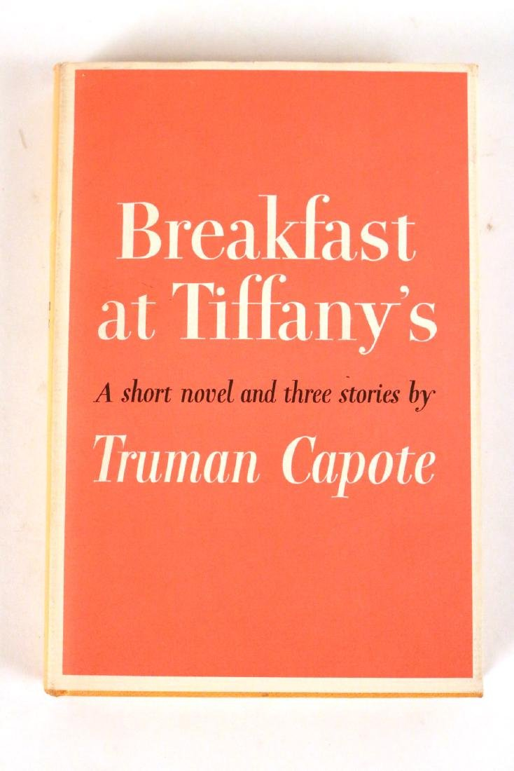 """Breakfast at Tiffany's"" by Truman Capote"