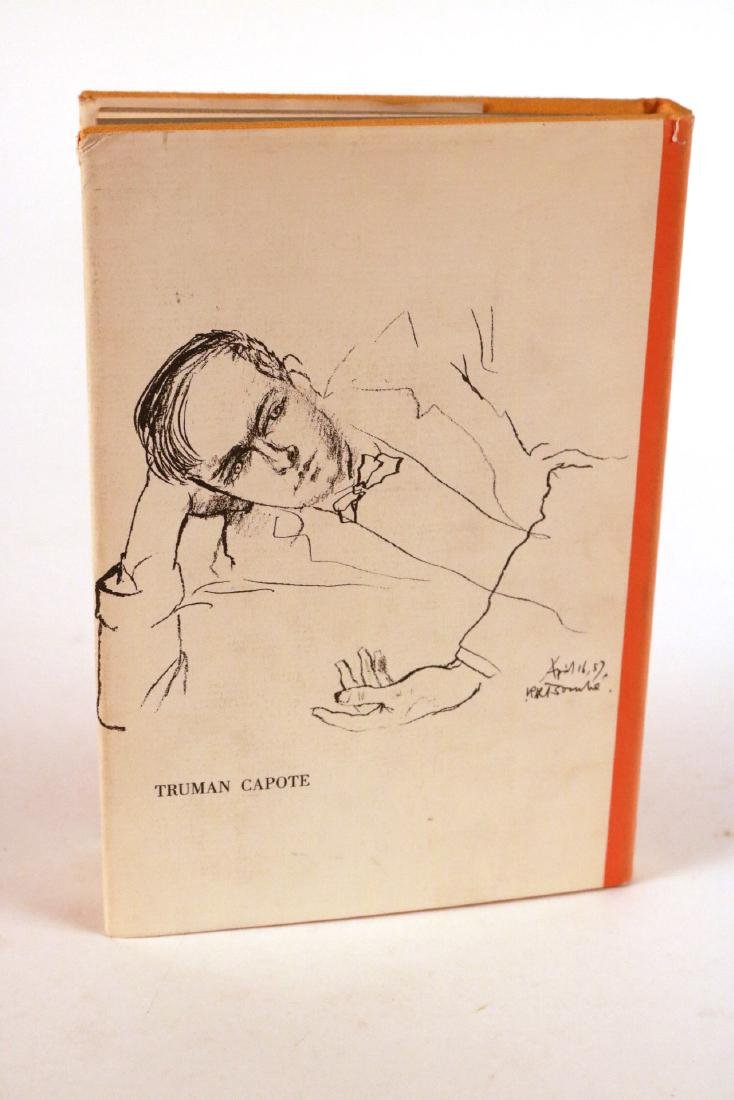 """Breakfast at Tiffany's"" by Truman Capote - 7"